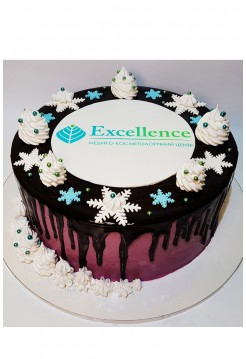 "Корпоративный Торт ""Excellence"""