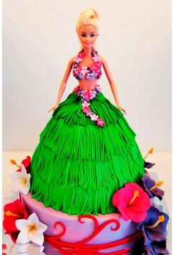 """Детский Торт для девочки """"Барби"""""""