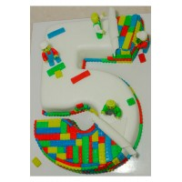 """Детский Торт """"Лего"""""""