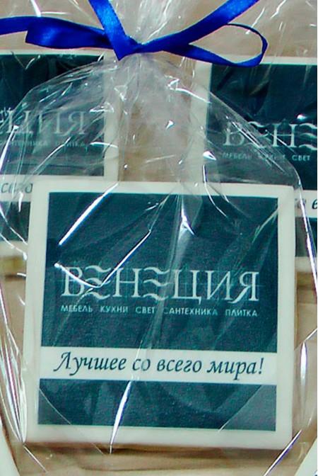 """Корпоративное Печенье """"Венеция"""""""