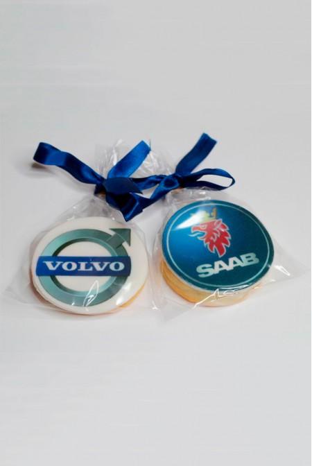 Корпоративное Печенье для автосалона
