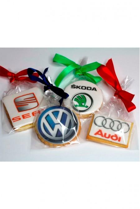 Корпоративное Печенье для автоклуба