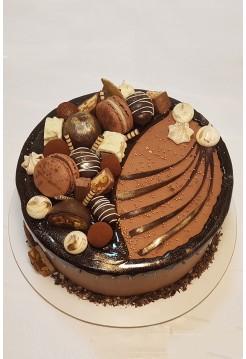 """Торт """"Шоколадное Ассорти"""""""