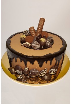 "Торт ""Шокоголик"""