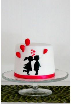 """Торт """"KISS"""""""