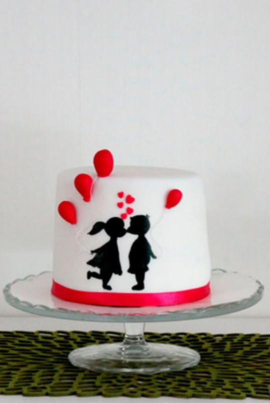 Купить Торт на День Влюбленных