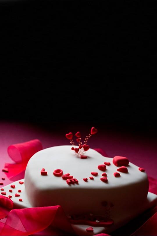 Заказать Торт на День Влюбленных
