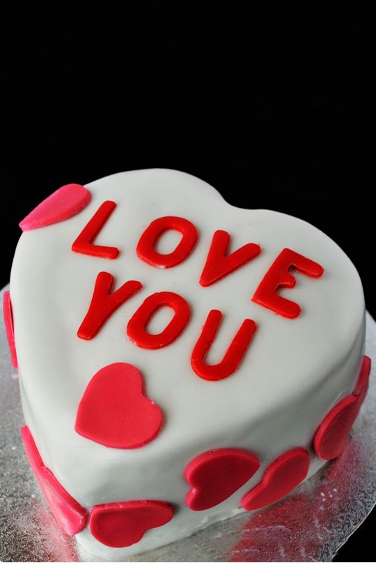 Купить Торт на День Святого Валентина