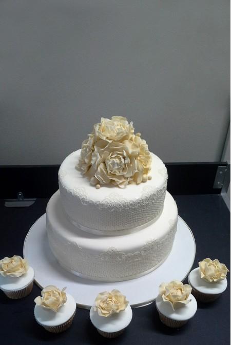 Свадебные торты №2
