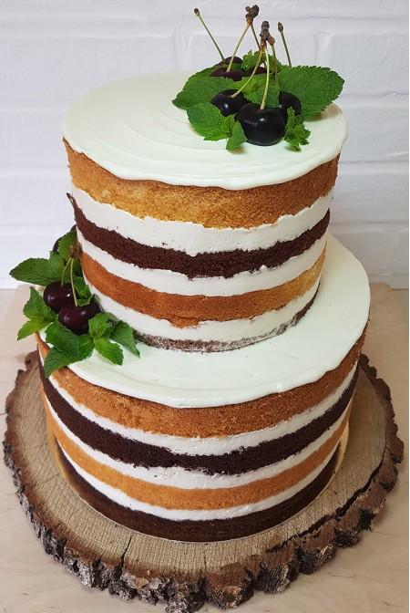 Свадебные торты №3