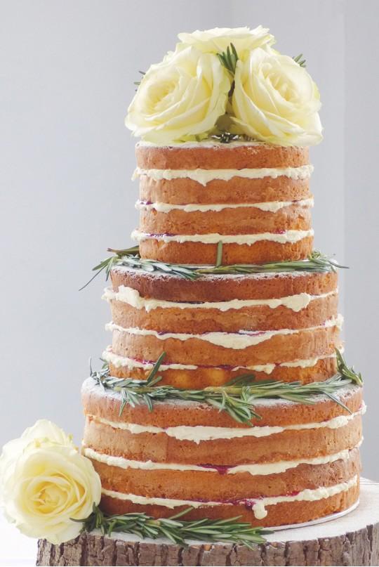 Свадебные торты №4