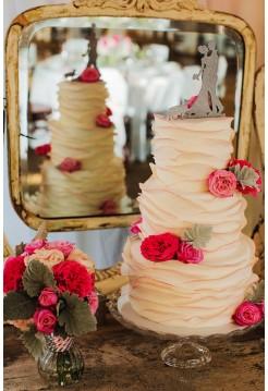 Свадебные торты №5