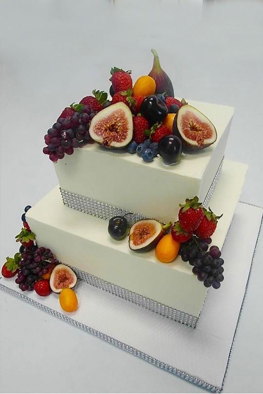 Свадебные торты №9