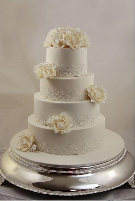 Свадебные торты №10