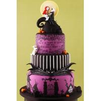 Свадебные торты №11