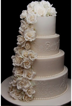 Свадебные торты №12