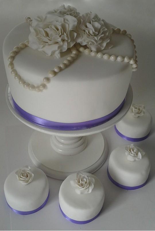 Свадебные торты №13