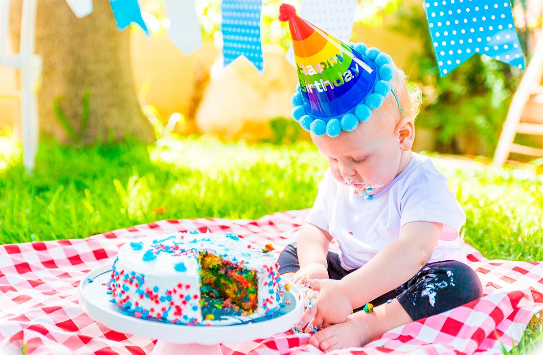 Заказать Детский Торт на День Рождения ребенку