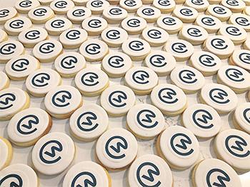 Корпоративное Печенье на заказ
