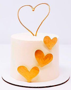 Торт на День Святого Валентина купить